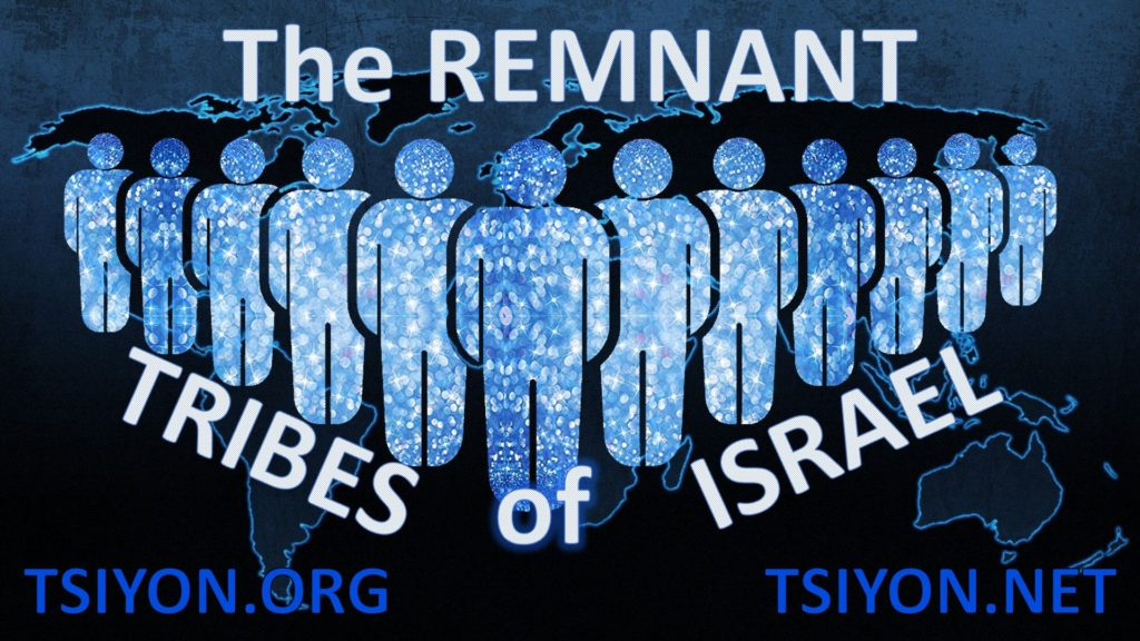 This image is of the Remnant Tribes of Israel seminar available online at Tsiyon.net